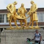 102.Birchingam...i 3 gold boys..ricordo che il tema del viaggio +¿ il lavoro