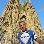 Barcellona.Sagrada Familia