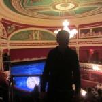78. Dublin. Fantasma all'Opera