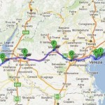 1...Mappa Tappe Italia