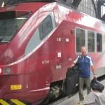 IMG_0701. Milano..Treno per Malpensa