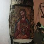 IMG_4145..la parete della Capella come questa Icona sono opera di Padre Quinto ...sono orgoglioso del mio paesano di certo non solo come artista