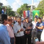 IMG_4185 Assuncion Protesta ex obrero della Itaipu