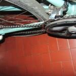 IMG_4310..pedalo verso il centro città ma il deragliatore 8possibile botta) si blocca la bici pure ..che fare..domani ci penserò....ora riposo