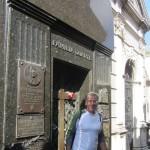 11. IMG_0984. Rocoleta Sepolcro di Evita Peron