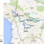 161. Tragitto Bolivia
