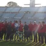 18. IMG_1168..Montevideo stadio del CENTENARIO..IN QUESTO STADIO si giocò IL 1°MONDIALE