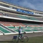 248. IMG_7522...La Paz stadio, qui nel 80'..giocai con il Bolivar ed arrivai secondo nel campionato Nazionale sui 400m