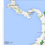 331. Tragitto Colombia