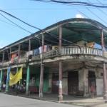 370. Colon città Dantesca ..in cerca vana di un barco per Cartagena ColombiaIMG_9984.