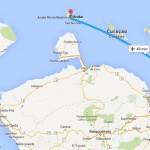 421. Tragitto Aruba