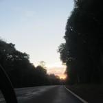 86. IMG_4627..altri 40 km per tornare a Fox de Iguazu e per il meritato riposo..una gionata meravigliosa