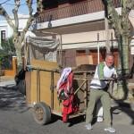 9. IMG_0953. Buenos Aires. sono davanti alla Casa Natale di Papa Francesco..una Chiesa in Cammino e ..pulizia