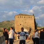 31. Mostar significa = Ponte. Distrutto è diventato il simbolo della guerra balcanica e della violenza cieca di ogni guerra.