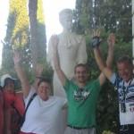IMG_7390...ola con la principessa sissi e degli austriaci