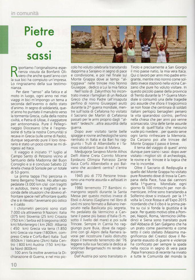 RIVISTA PARROCCHIALE. 2