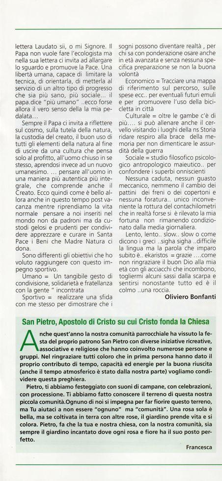 RIVISTA PARROCCHIALE. 3