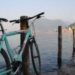 1. Raggiungo Sulzano con la mia magica bici