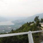 DSC_1761..da una strada secondaria molto panoramica rientro a Caldonazzo