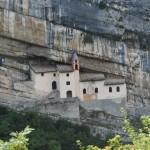 DSC_2238. Rovereto. L'Eremo di San Colombano a Trambileno un gioiello nella roccia..